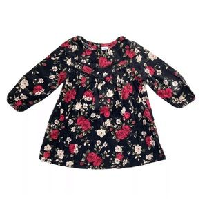 Old Navy Baby Girl 12-18M Dress Floral